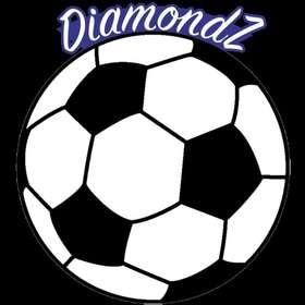 DiamondZ Soccer Logo