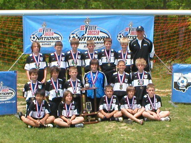 State Cup 2007  U13