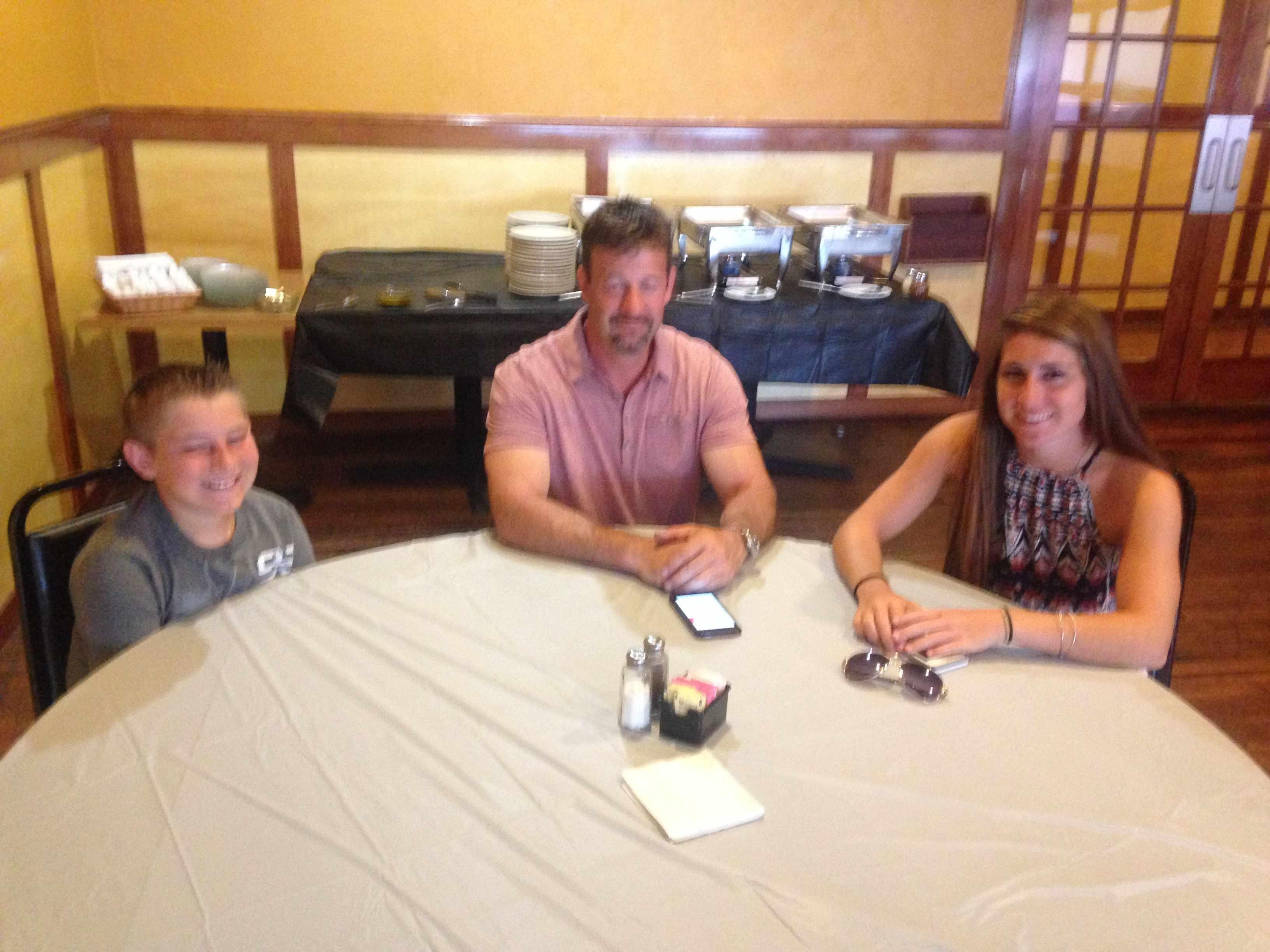 Taylor DiPerna Family