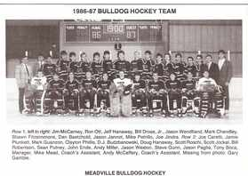 1987 Meadville AA