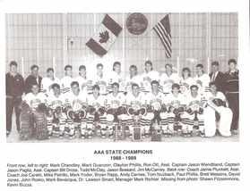 1989 Meadville AAA