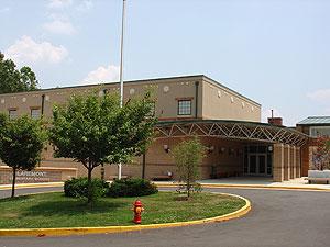 Claremont-School Front