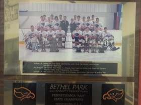 2001 Pennsylvania AAA Bethel Park