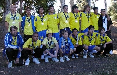 Irvine team