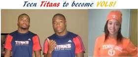 Titans to Vols