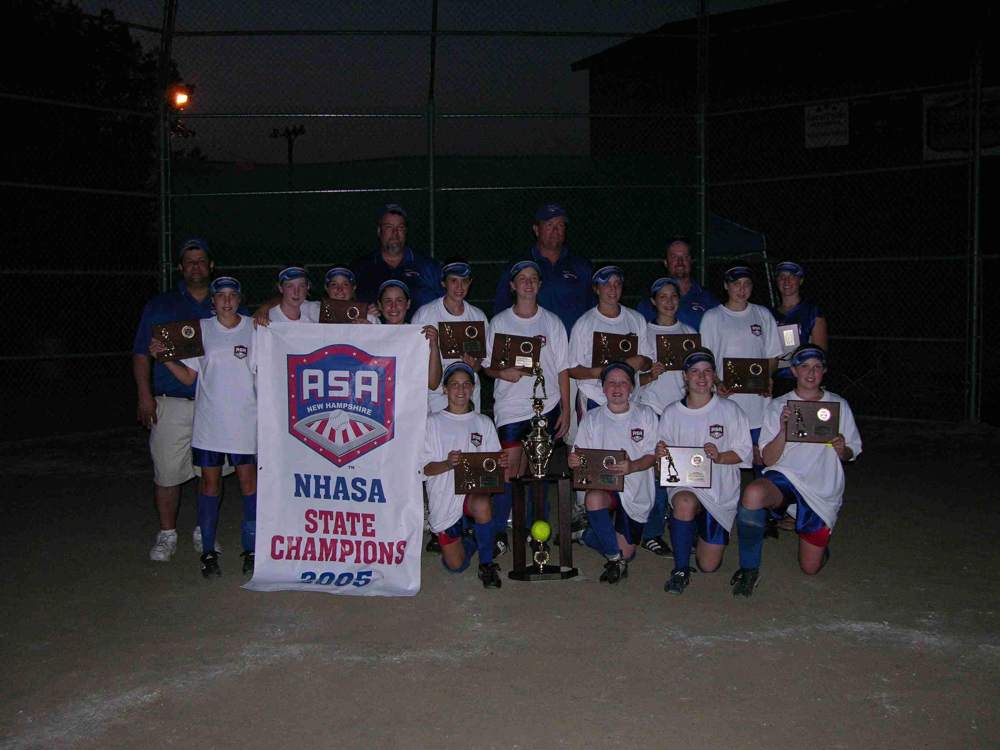 2005 ASA State Champions