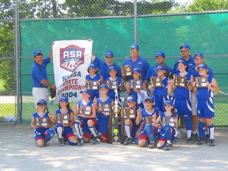 2004 NHASA State Champs