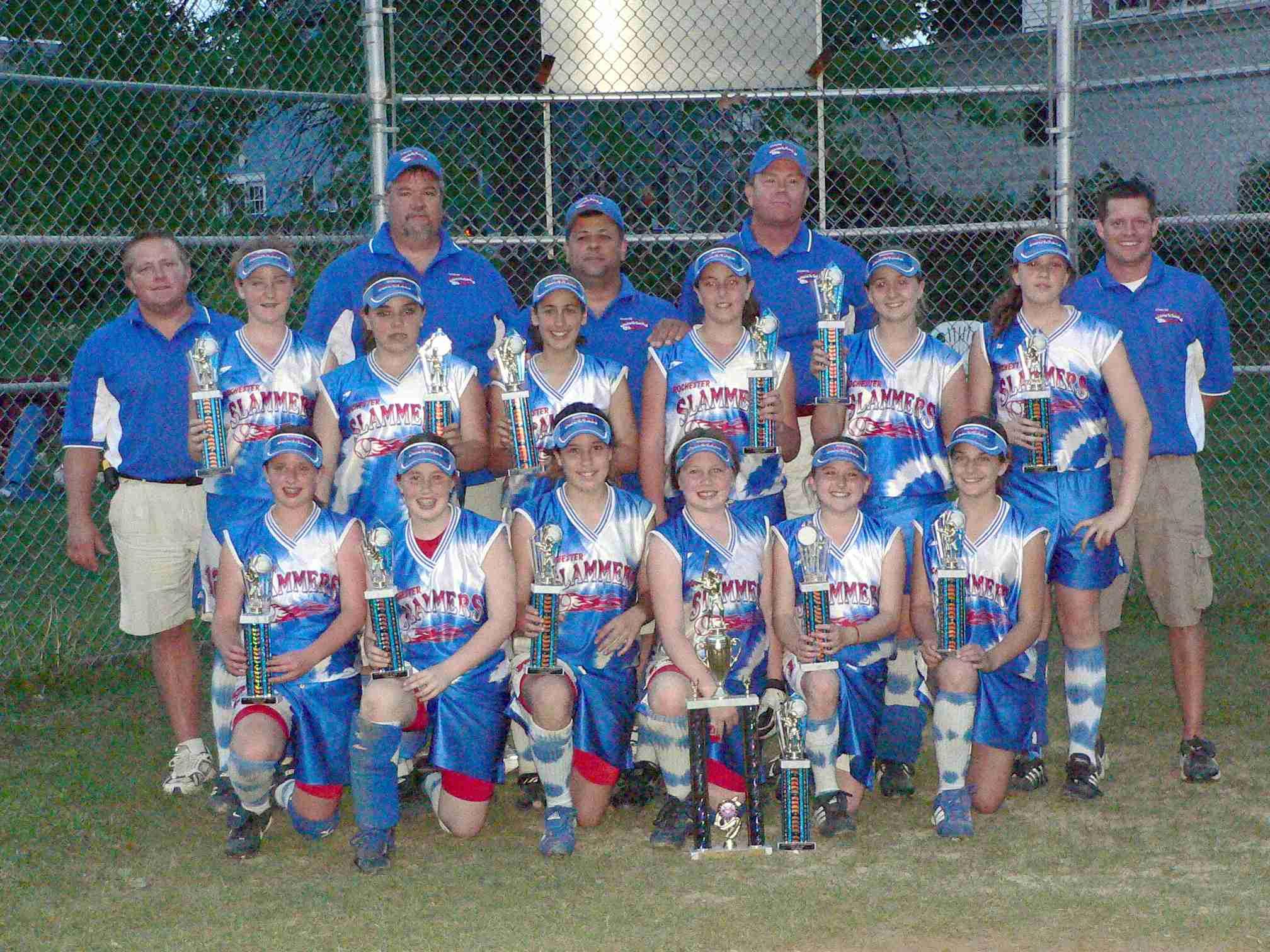 2006 Lowell Invitational Champions