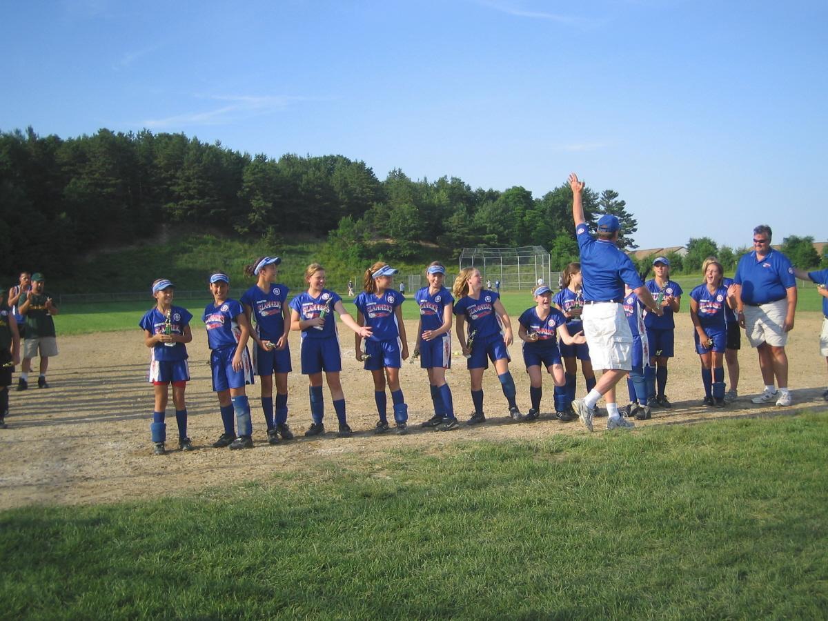District 6 Champions!
