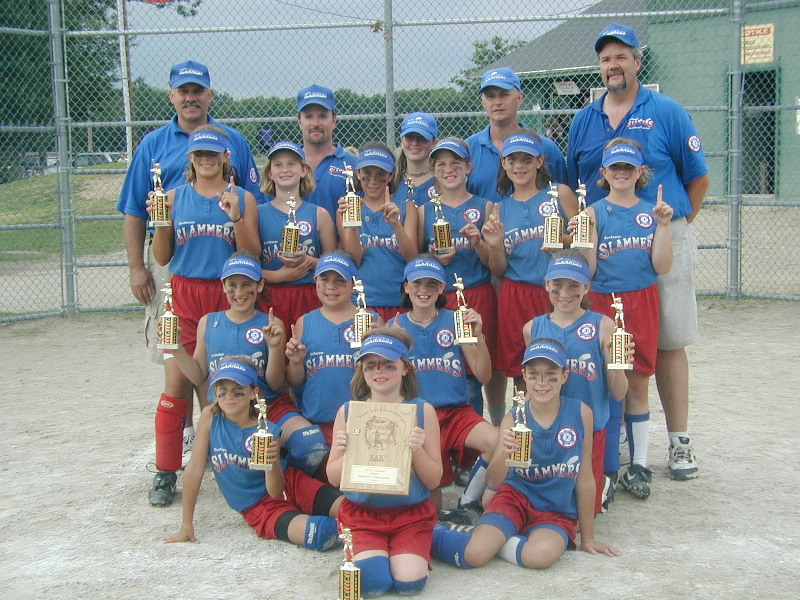 2003 Babe Ruth District Champions