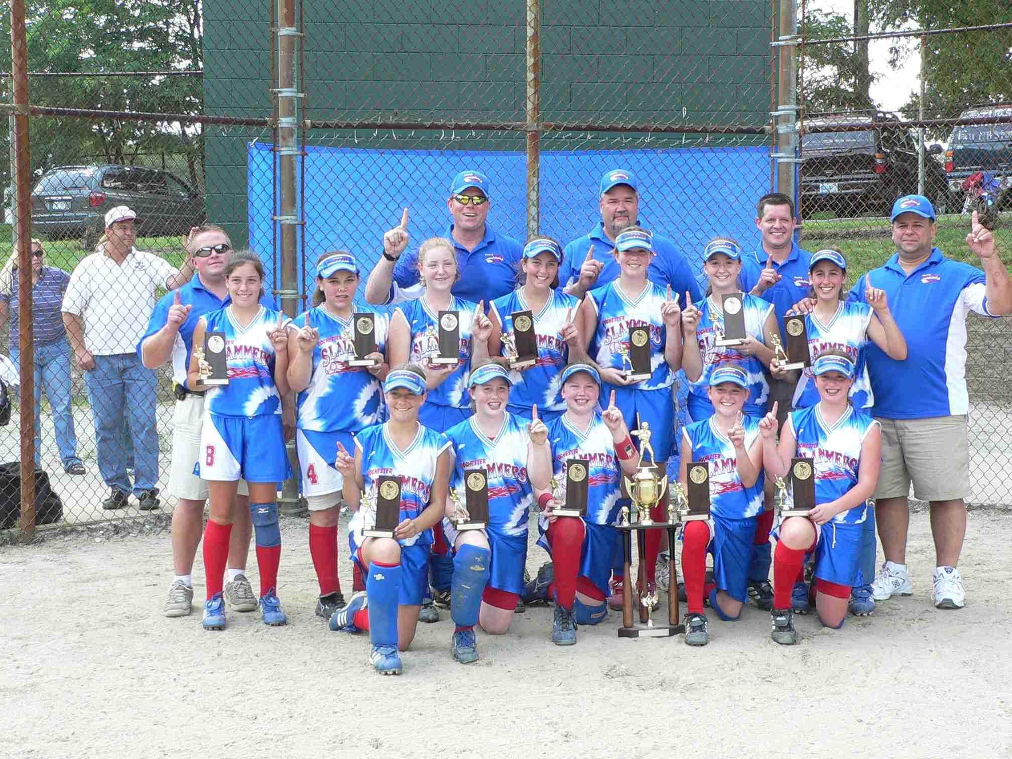 2006 NE-ASA Regional Champions