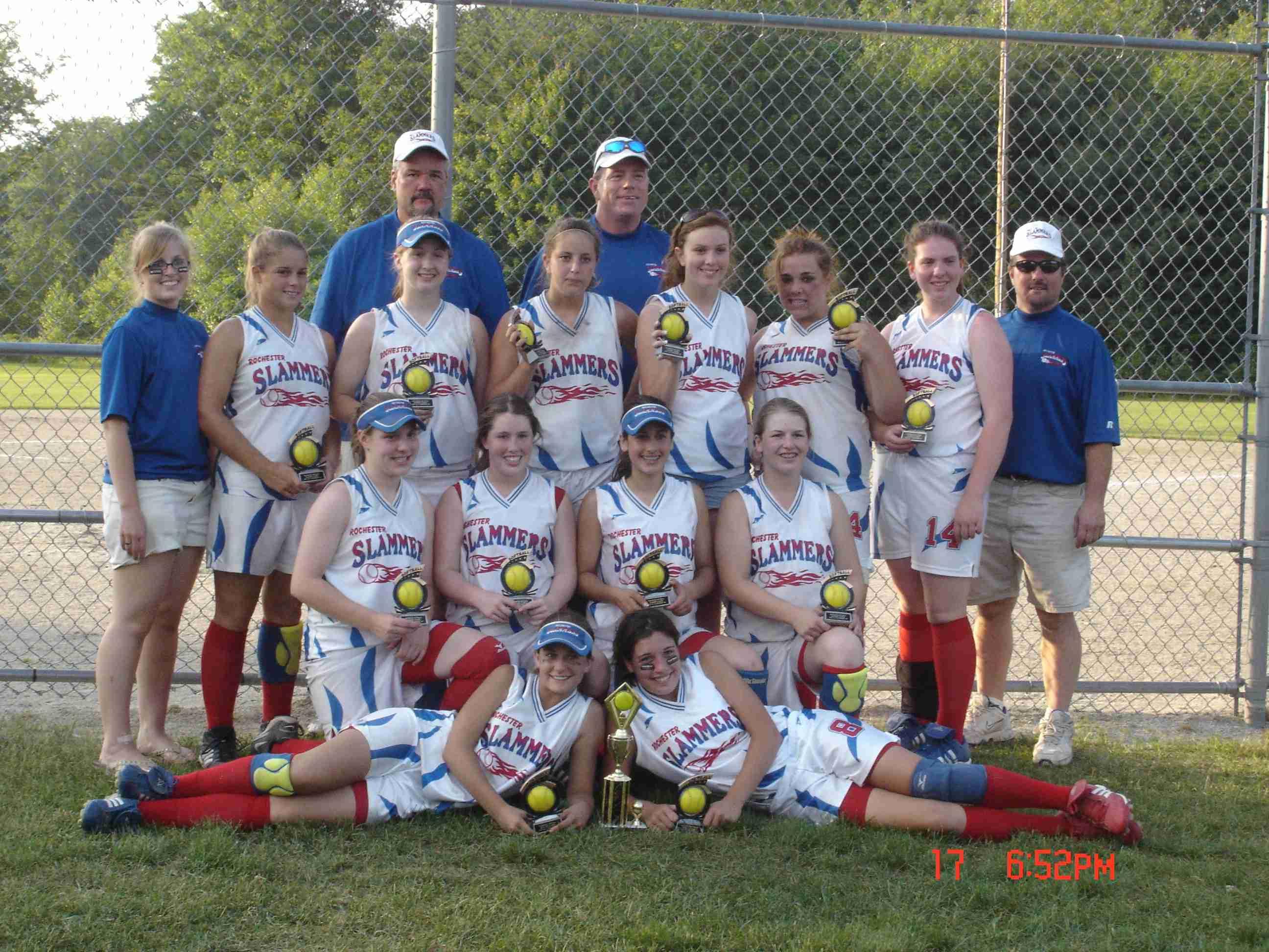 2007 Rochester Slammers