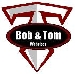 Bob and Tom Logo