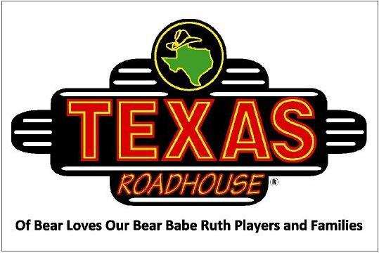 HP_Texas Roadhouse Bear