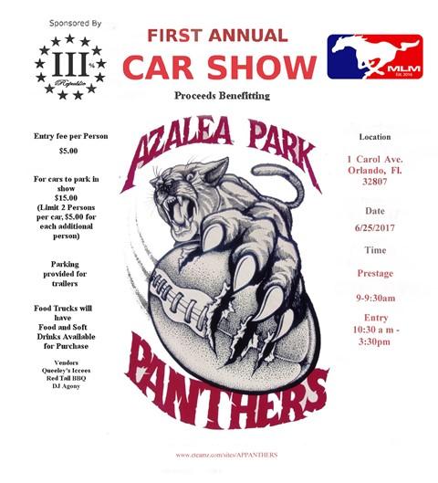 2017 Car Show 6-25-17