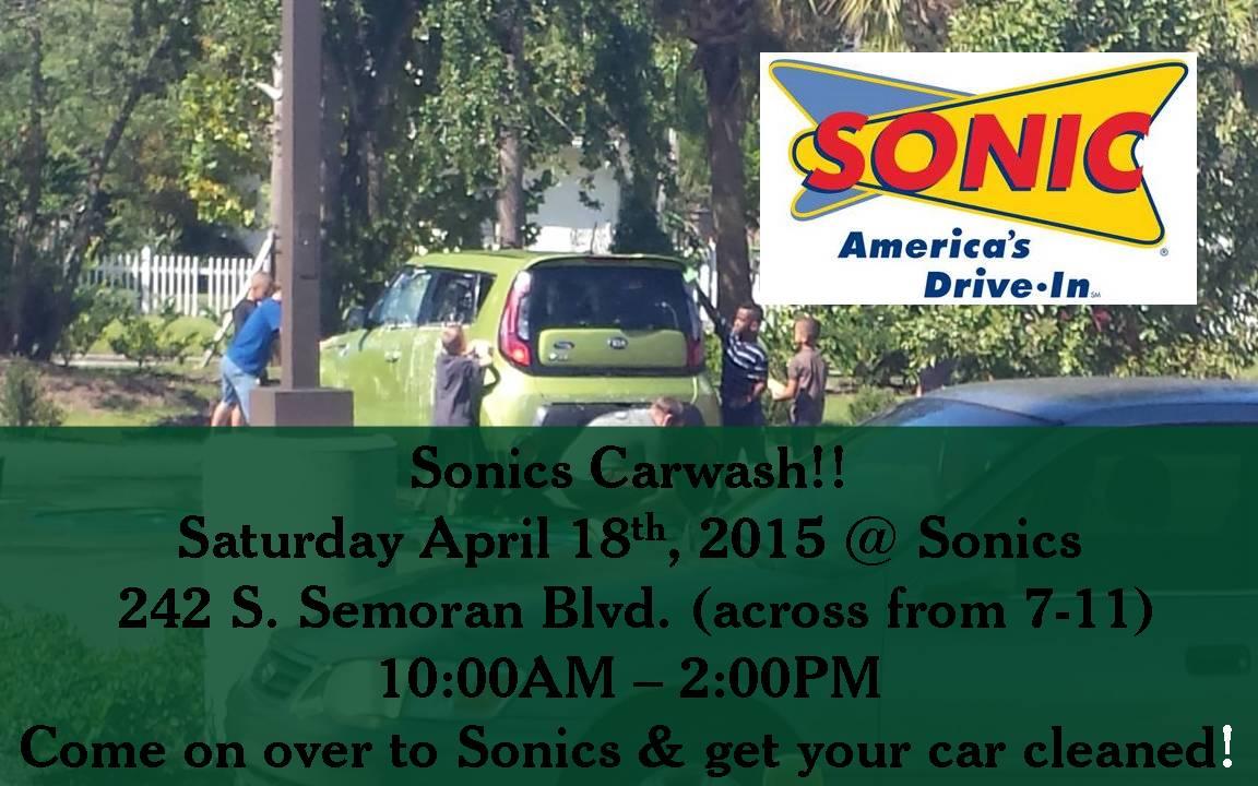 2015 4-18-15 Carwash Sonics