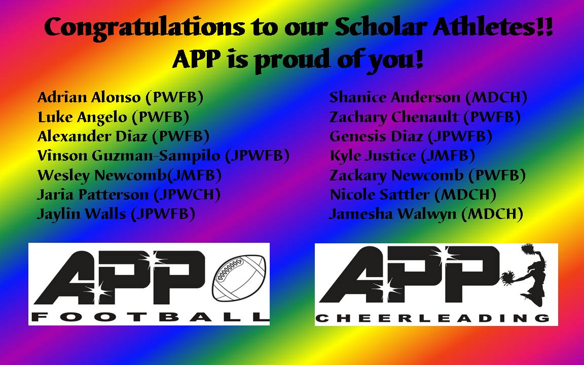 2014-2015 Scholar-Athletes