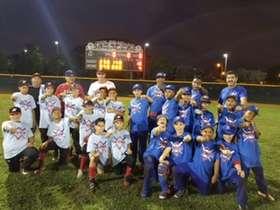 10U AAA Chibas Cubs vs Havana