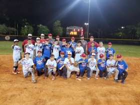 9-10 AAA Miami Warriors vs Team Miami