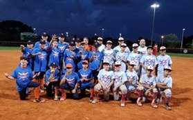 12U Majors  Miami Titans vs Team Miami