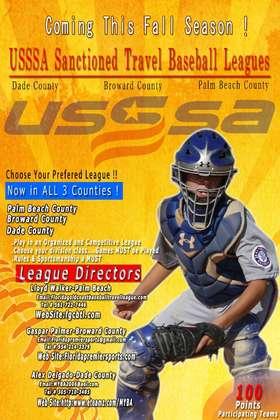 Sanctioned USSSA League