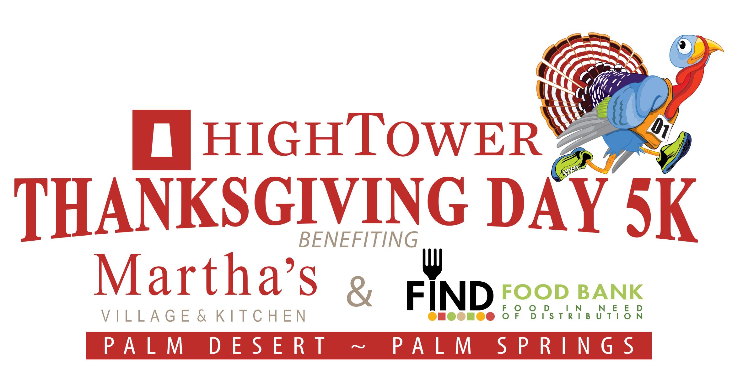 Martha\'s Village & Kitchen Thanksgiving Day 5K - Palm Desert, CA ...