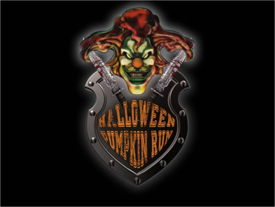 halloween the evil clown medal 13.1m/10k/5k/1mile - charlotte, nc