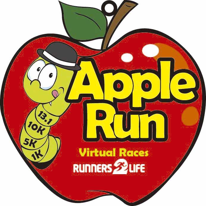 Halloween Pumpkin Run 13.1/10k/5k/1k Virtual Race