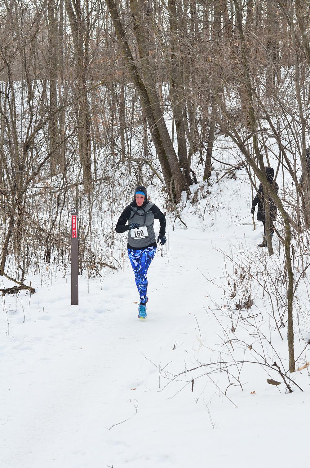 Frozen Feet Night 5k 10k Champlin MN 2018