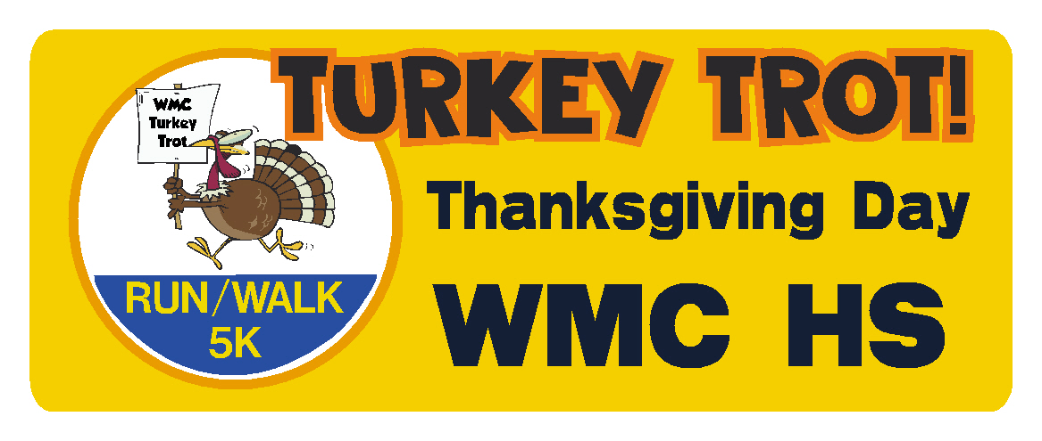 11th Annual Memorial Turkey Trot Run Walk