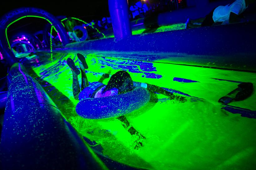 Blacklight Slide San Antonio Tx San Antonio Tx 2017