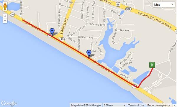 K Races In Panama City Beach Fl