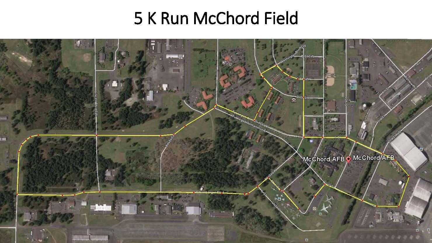 2017 Salmon Run - JBLM-MCCHORD FIELD, WA 2017   ACTIVE