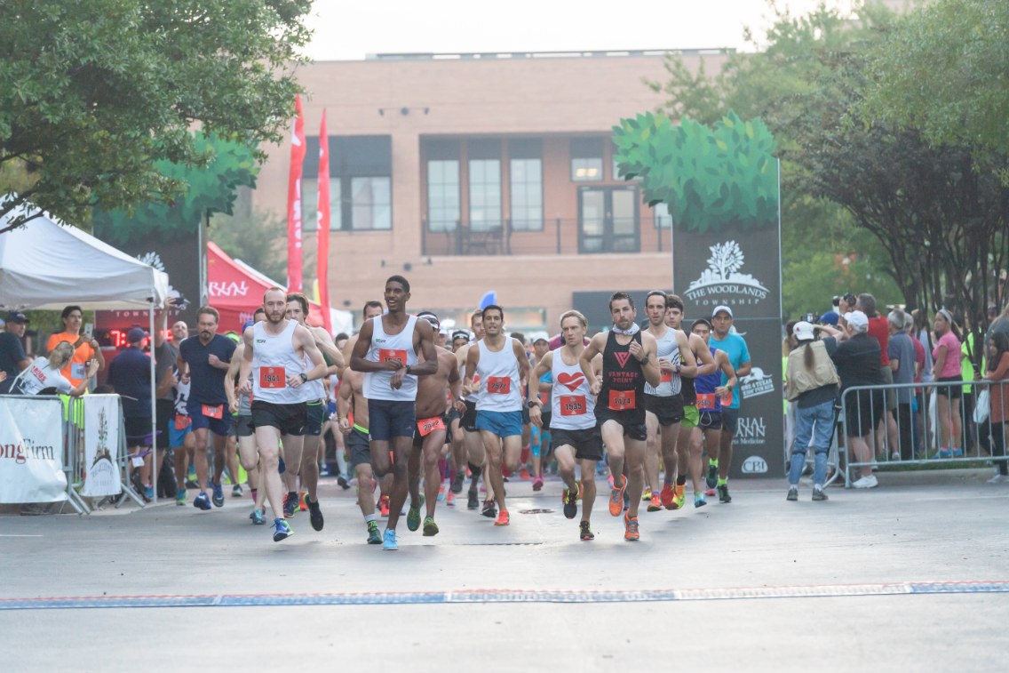 Memorial Hermann 10 for Texas (10 Mile), 3 1 Armadillo Run