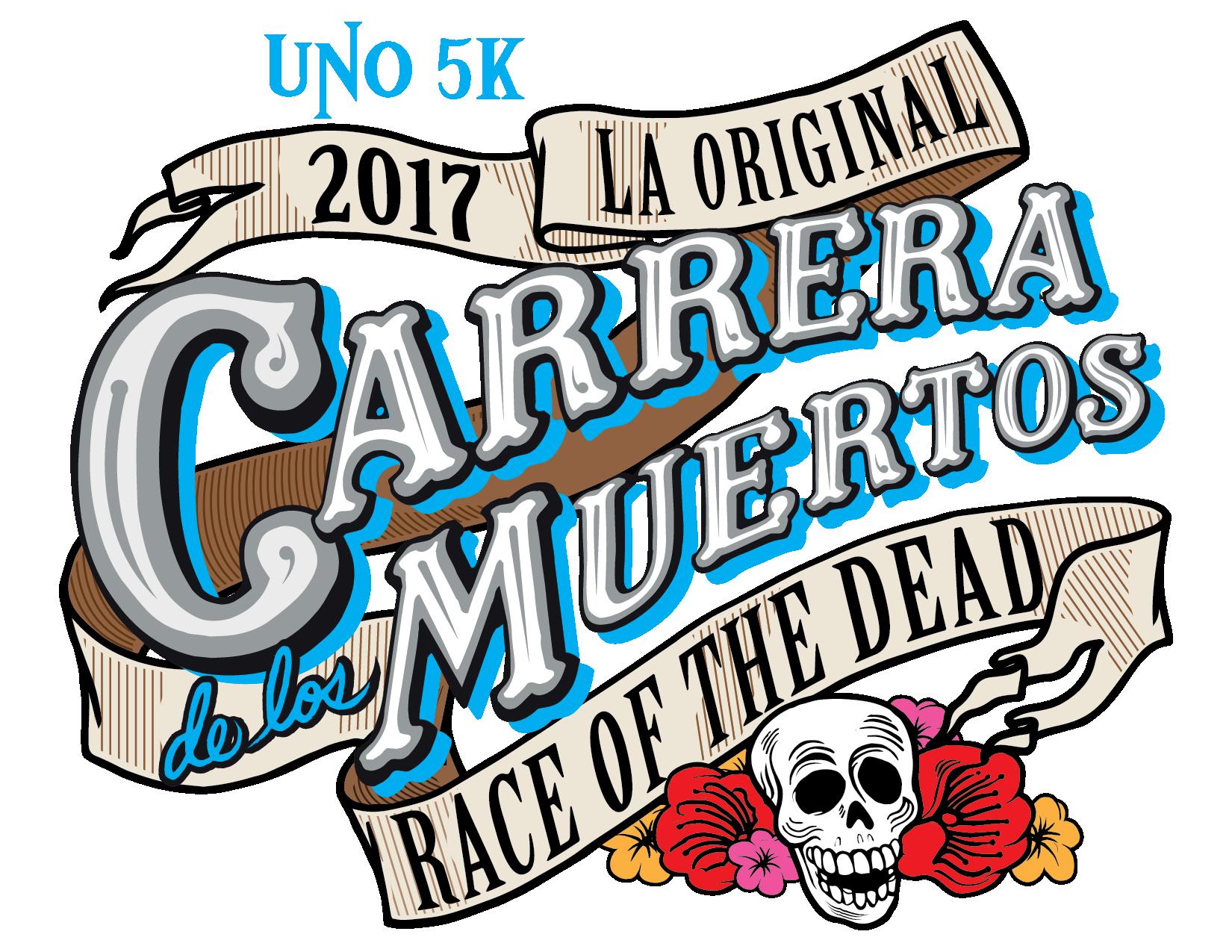 uno carrera de los muertos race of the dead 5k chicago il 2017