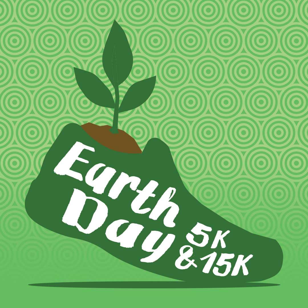 Earth Day Run (5k,15k,13.1). Sun 18th Apr 2021 - Mapometer ...