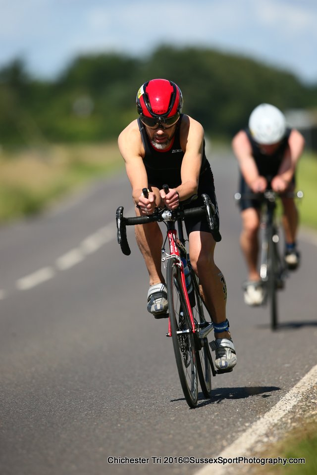 Natures Way Foods Chichester Adult Sprint Distance Triathlon