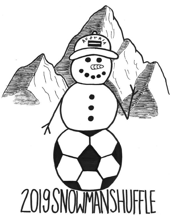 2019 Snowman Shuffle