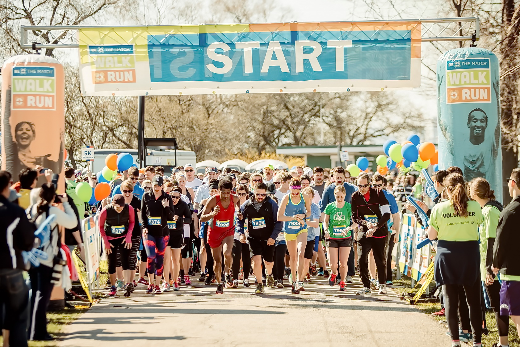 Be the match 5k minneapolis results