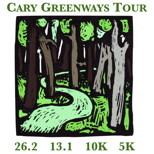 Cary Greenways Tour - Cary, NC 2019 | ACTIVE on