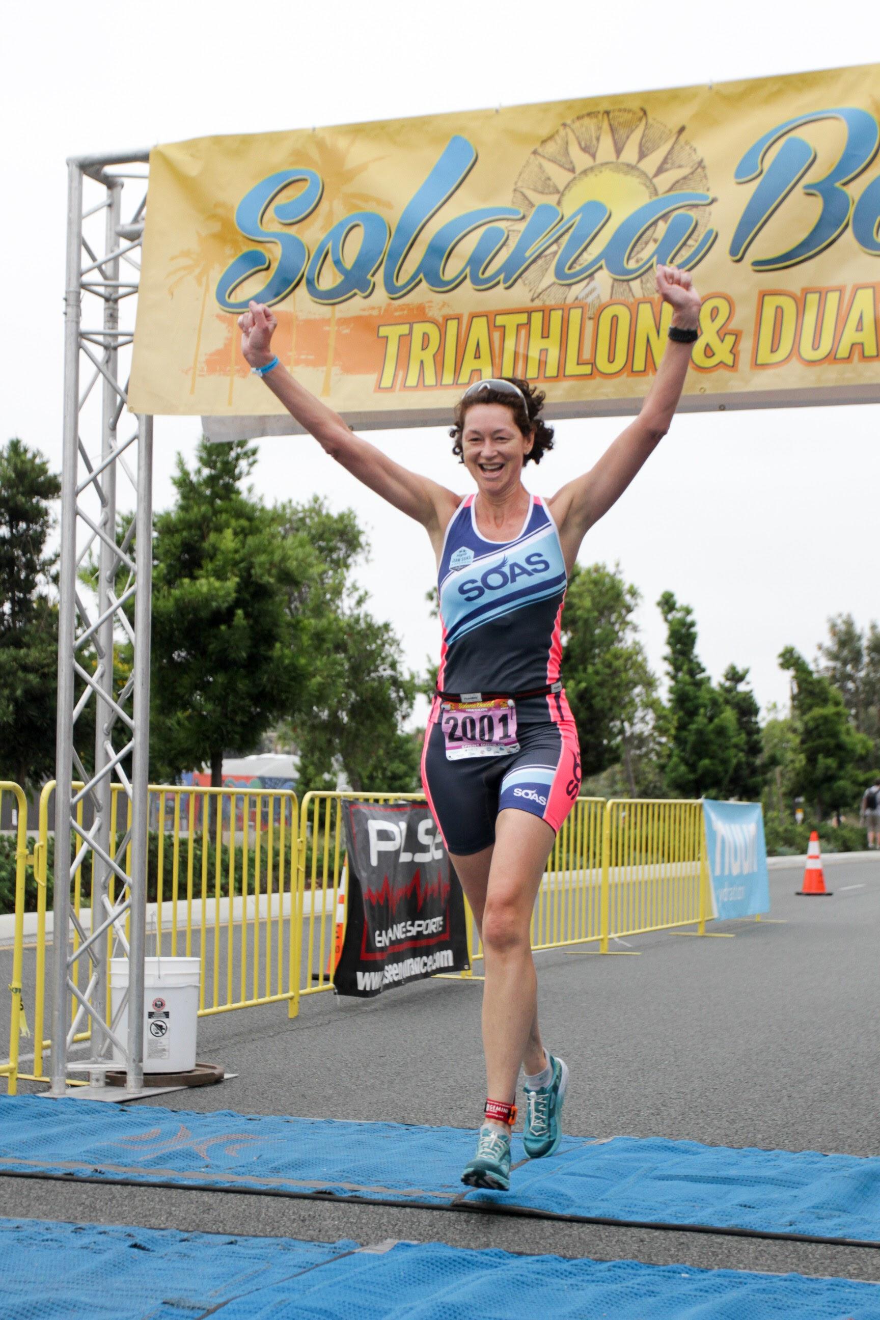 2019 Solana Beach Triathlon - Solana Beach, CA 2019 | ACTIVE