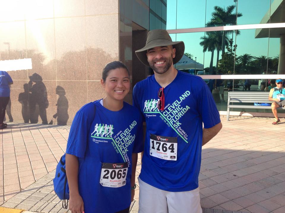 Cleveland Clinic Florida 5K Run | Walk to a Healthier Future