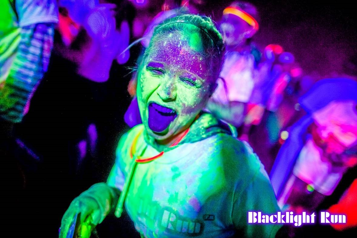 Blacklight Run Indio Ca Indio Ca 2017 Active