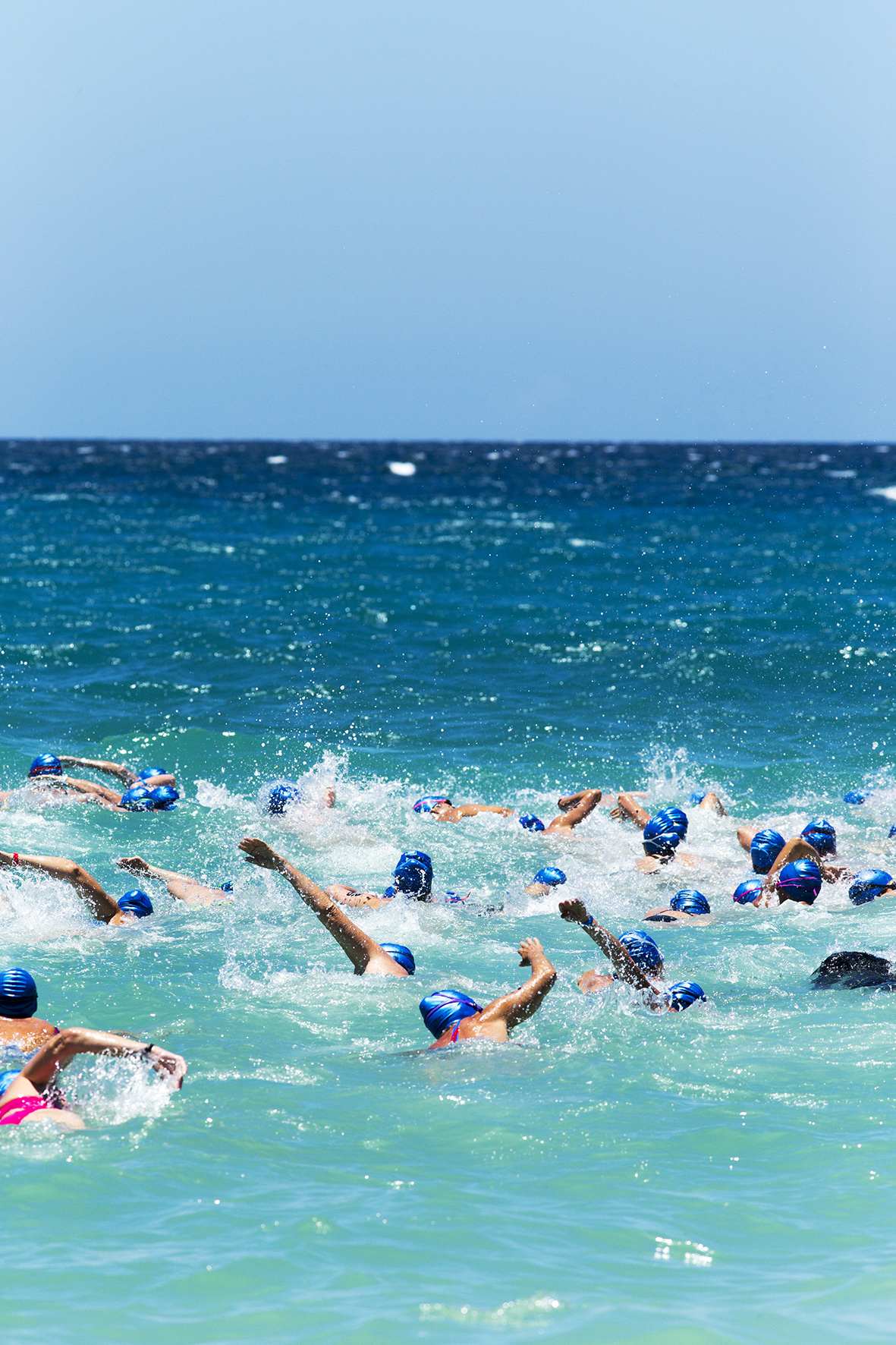 2018 whitehaven beach ocean swim hamilton island - Hamilton swimming pool san francisco ...