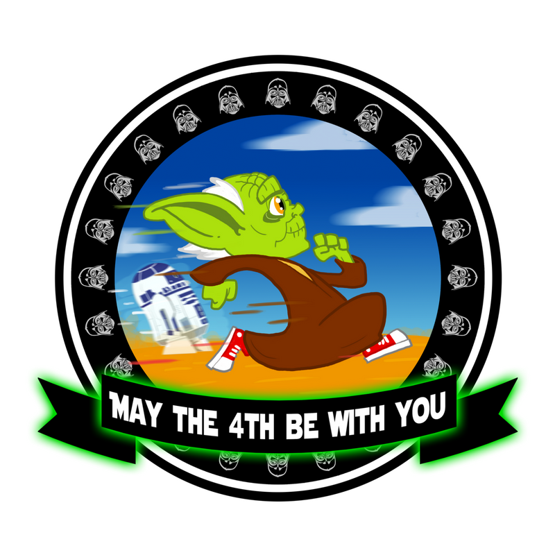 May The 4th Be With You Virtual Run: ** SOLD OUT ** Virtual Runner