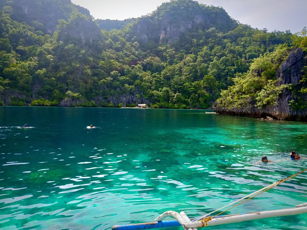Coron Island Swim Challenge Coron Palawan 2019 Active