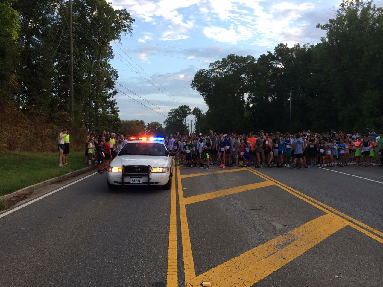 Hickory flat out 5k canton ga 2015 active for Hickory flat