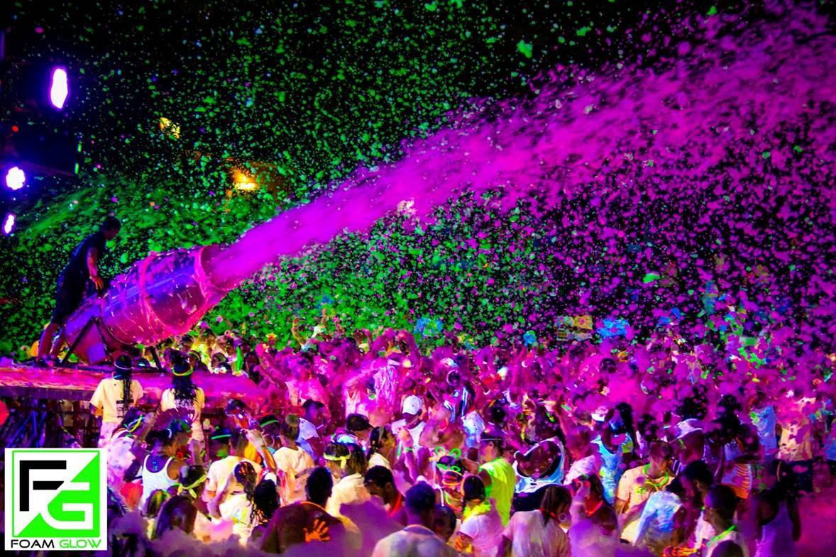 Foam Glow Little Rock Ar Little Rock Ar 2017 Active
