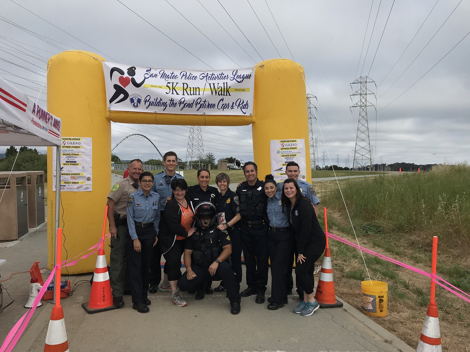 San Mateo PAL and Stride for Awareness 5K Run/Walk for
