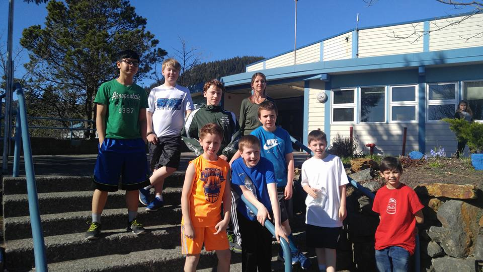 Ketchikan running club